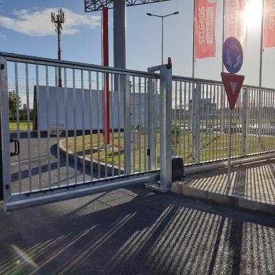 Imprejmuire si porti acces Wisniowski la Selgros Baia Mare